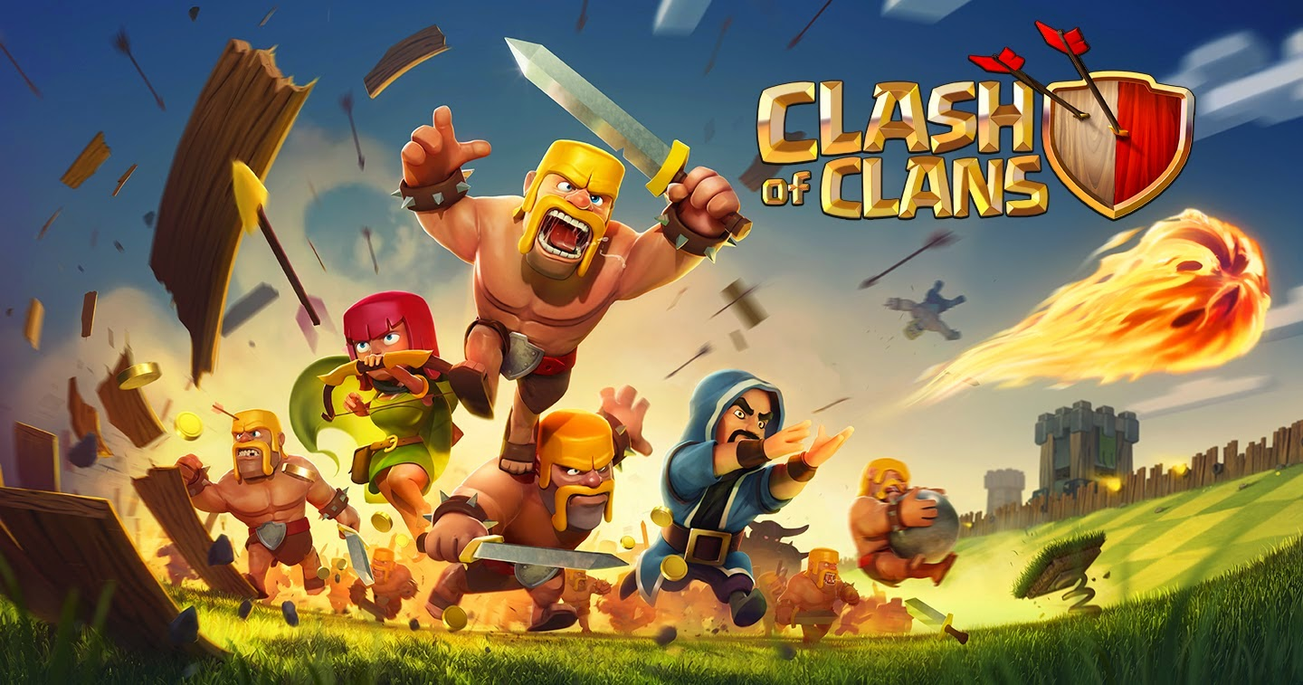 Download Clash of Clans v7.65.3 APK (Patched) (MOD Version)