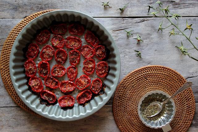 Mini rajčice confit