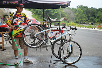 Tips Merawat Sepeda Gunung