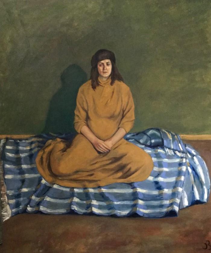 Грузинский художник.