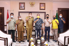 Bobby Nasution Apresiasi Penyemprotan Eco Enzym Komunitas Satu Hati