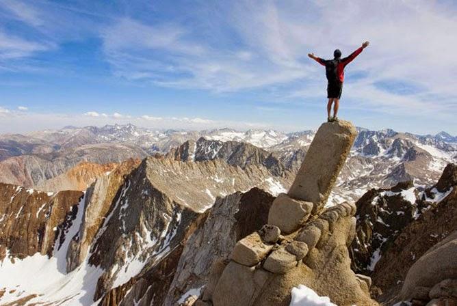 Válaszd ki a hegyet, amit meg akarsz mászni