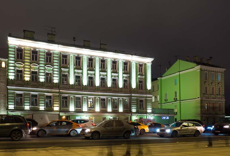 Улица Моховая д.10