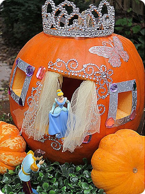 disney creative halloween pumpkin carving decorating ideas DIY