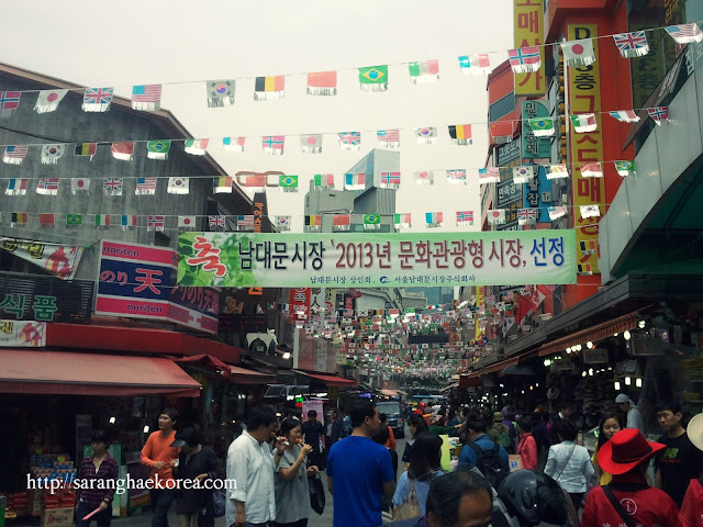 6 Recommended Buys At Namdaemun Market