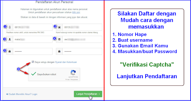 Cara Membuat Wallet Bitcoin Address Indonesia di Indodax