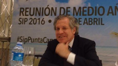 Almagro convoca reunión para activar la Carta Democrática para Venezuela