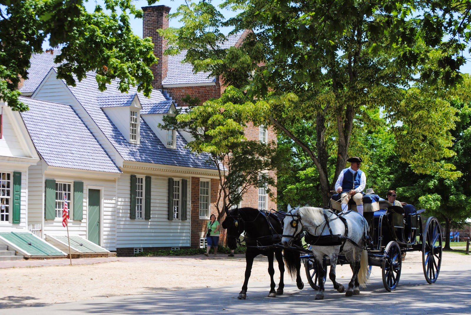 Our Adventures Colonial Williamsburg Jamestown