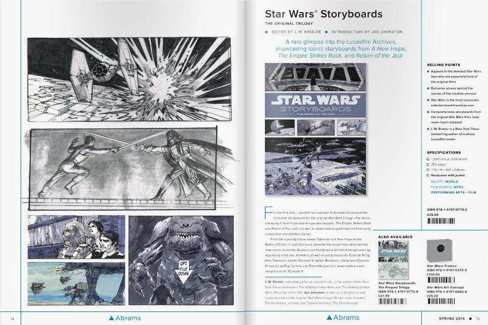 Star Wars Aficionado Website Coming Soon Star Wars Storyboards The Original Trilogy