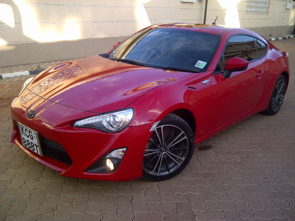 nairobimail toyota gt 86 scion fr s subaru brz coupe 2013 fully loaded 6 speed manual. Black Bedroom Furniture Sets. Home Design Ideas
