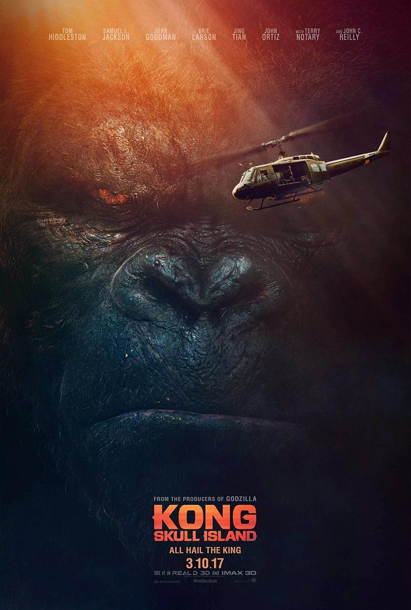 ver Kong: La Isla Calavera 2017