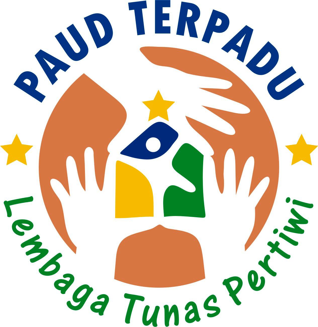 Jasa Desain: Desain Logo PAUD TERPADU Lembaga Tunas Pertiwi