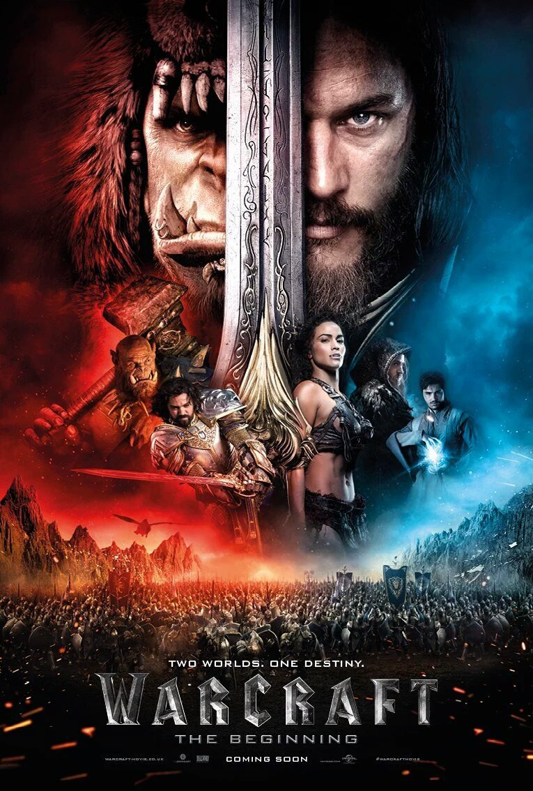 Nonton Film Warcraft: The Beginning (2016)