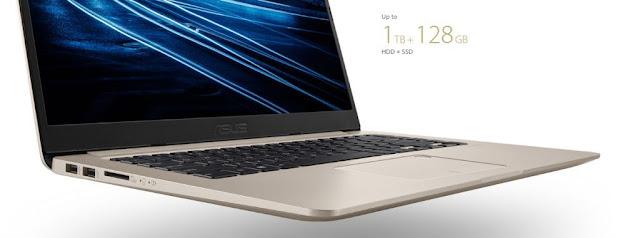 ASUS VivoBook S15 S510UQ, Laptop Idaman Yang Gesit dan Elegan