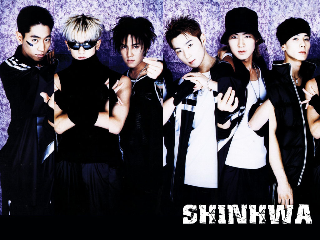 Kpop: Shinhwa Wallpaper