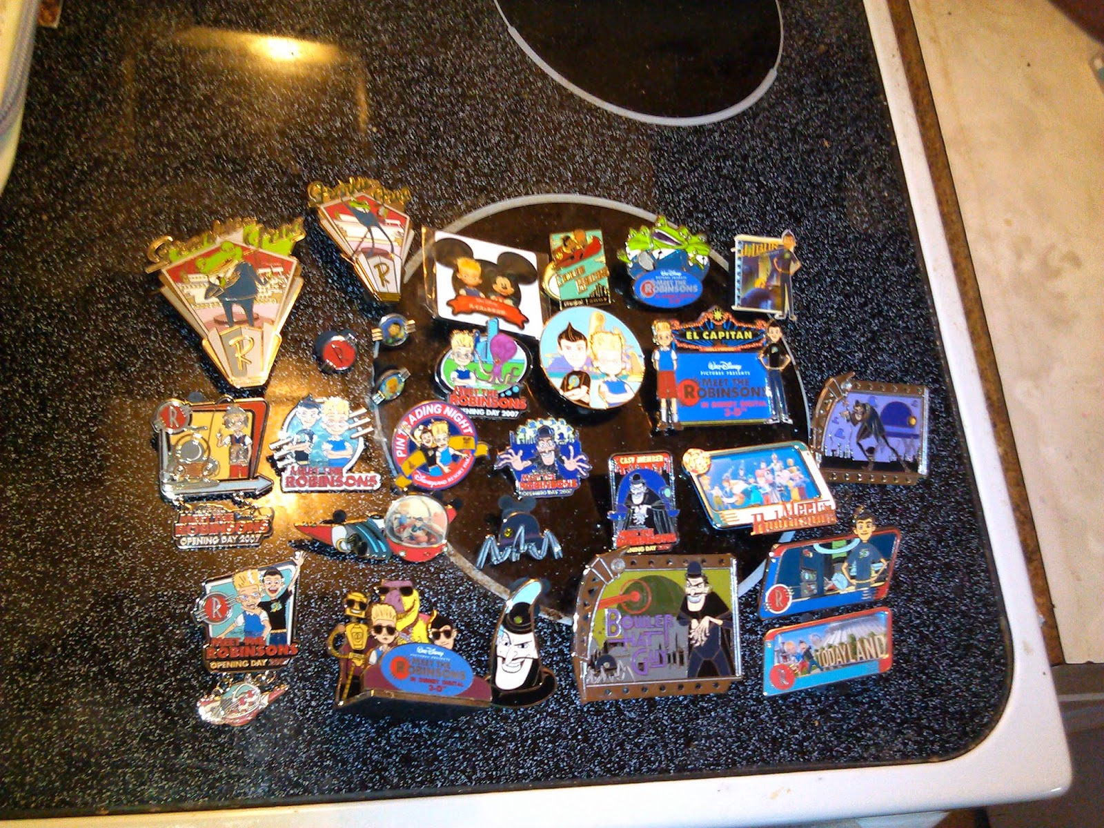 My Pin Collection Meet The Robinsons