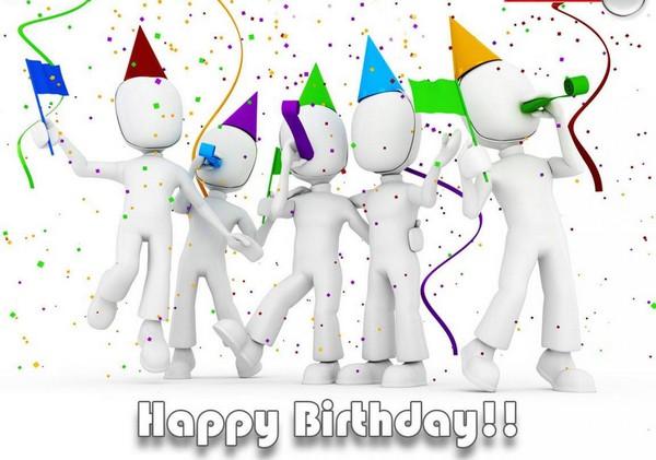 Happy Birthday Written Images