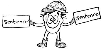 cara menggunakan kata penghubung dalam kalimat bahasa inggris