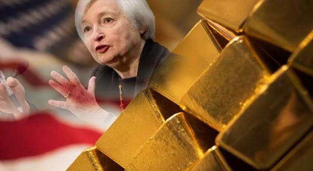 Janet Yellen - Precio del oro