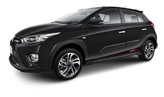 Harga dan Warna Toyota Yaris di Pontianak