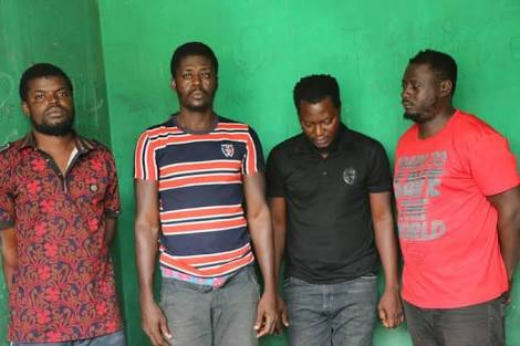 Four SARS Officers Arrested For Kidnapping & Extorting N7Million From Bishop