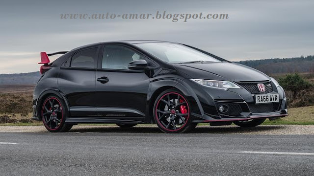 Auto amar-News 2017 : Honda launches limited edition of Civic Type R