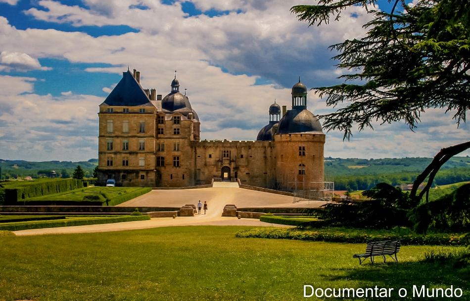 Os 1001 châteaux do Vale da Dordonha