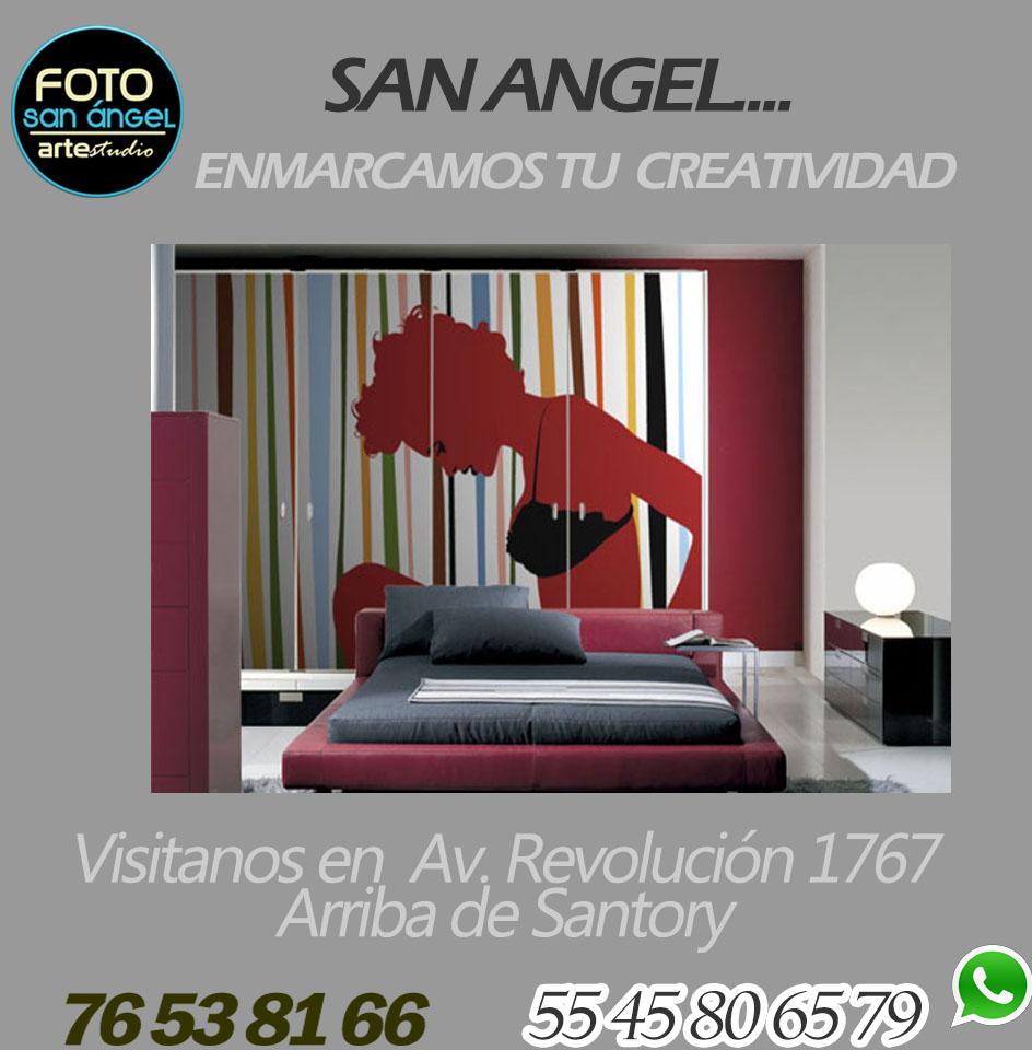 Foto Estudio San Angel: ENMARCADO