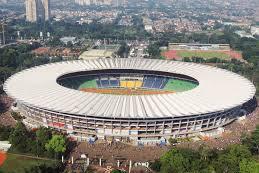 Daftar Stadion Sepak Bola Terbesar Dan Terbaik Di Indonesia