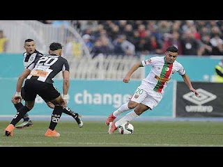 اون لاين مشاهدة مباراة نادي مولودية الجزائر ومازيمبي بث مباشر 28-7-2018 دوري ابطال افريقيا اليوم بدون تقطيع