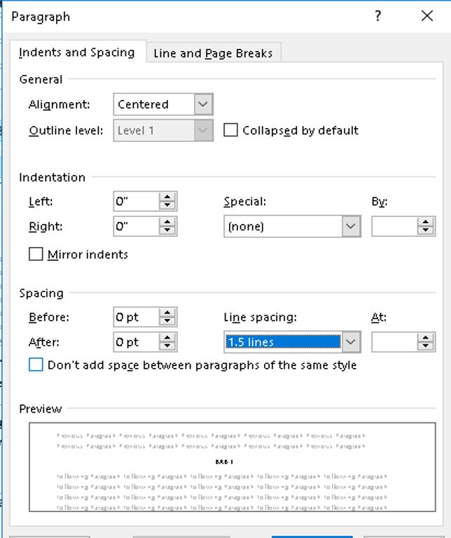 Cara Membuat Daftar Isi Otomatis Di Microsoft Word 2016 Aiti