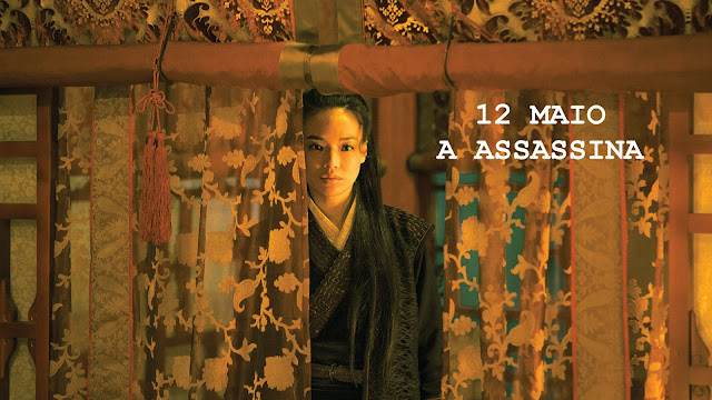 A Assassina - Nie Yin Niang / The Assassin (2015) de Hou Hsiao-Hsien