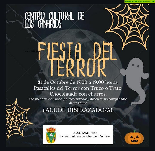Fiesta del Terror en Fuencaliente