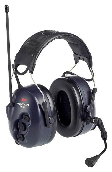 Наушники PELTOR MT53H7A4400 (Lite-Com) высокоэффективное средство защиты слуха со встроенным приемопередающим устройством