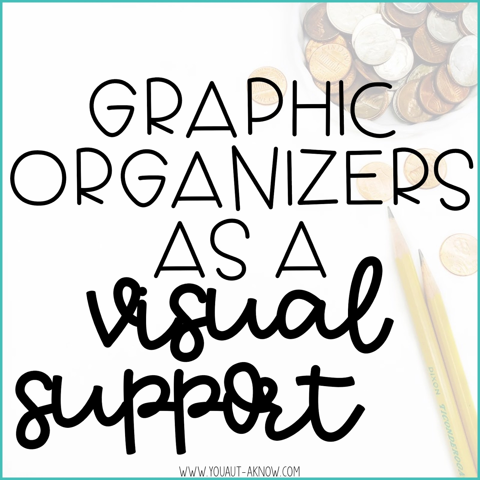 Graphic organizers provide excellent visual supports for so many students on the Autism Spectrum. Read about how I use graphic organizers to support behavior skills for my special education students.