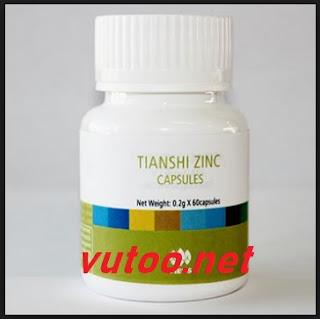 tiens zinc capsule di apotik