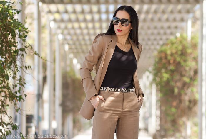 Blogger de moda belleza estilo de Valencia con ideas de looks para primavera Semana Santa
