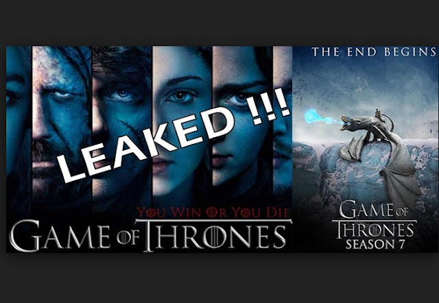 HBO Hackers leaked Game of Thrones Season 7 Episode 7(Finale Episode Of S7)