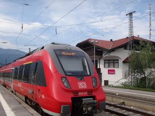 Ida a Zugspitze