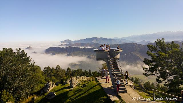 Mirador del Fitu - Asturias, por El Guisante Verde Project