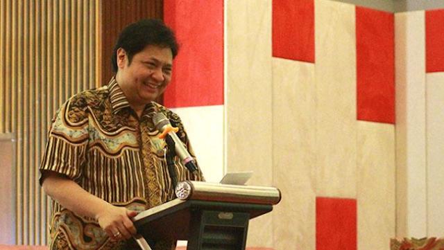 AGEN BOLA - Airlangga Hartarto Gantikan Setya Novanto Jadi Ketua Umum Golkar