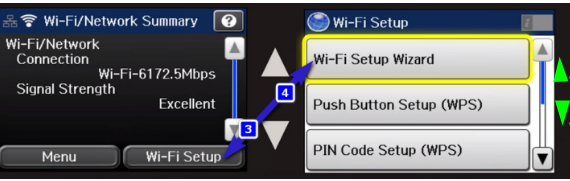 How to Setup Epson Wifi Printer