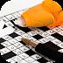 Weird and spooky crossword clue