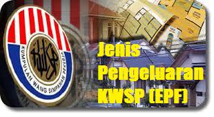 Jenis Pengeluaran KWSP (EPF)