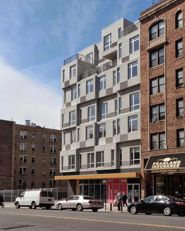 A Daily Dose Of Architecture Modular Construction In Nyc