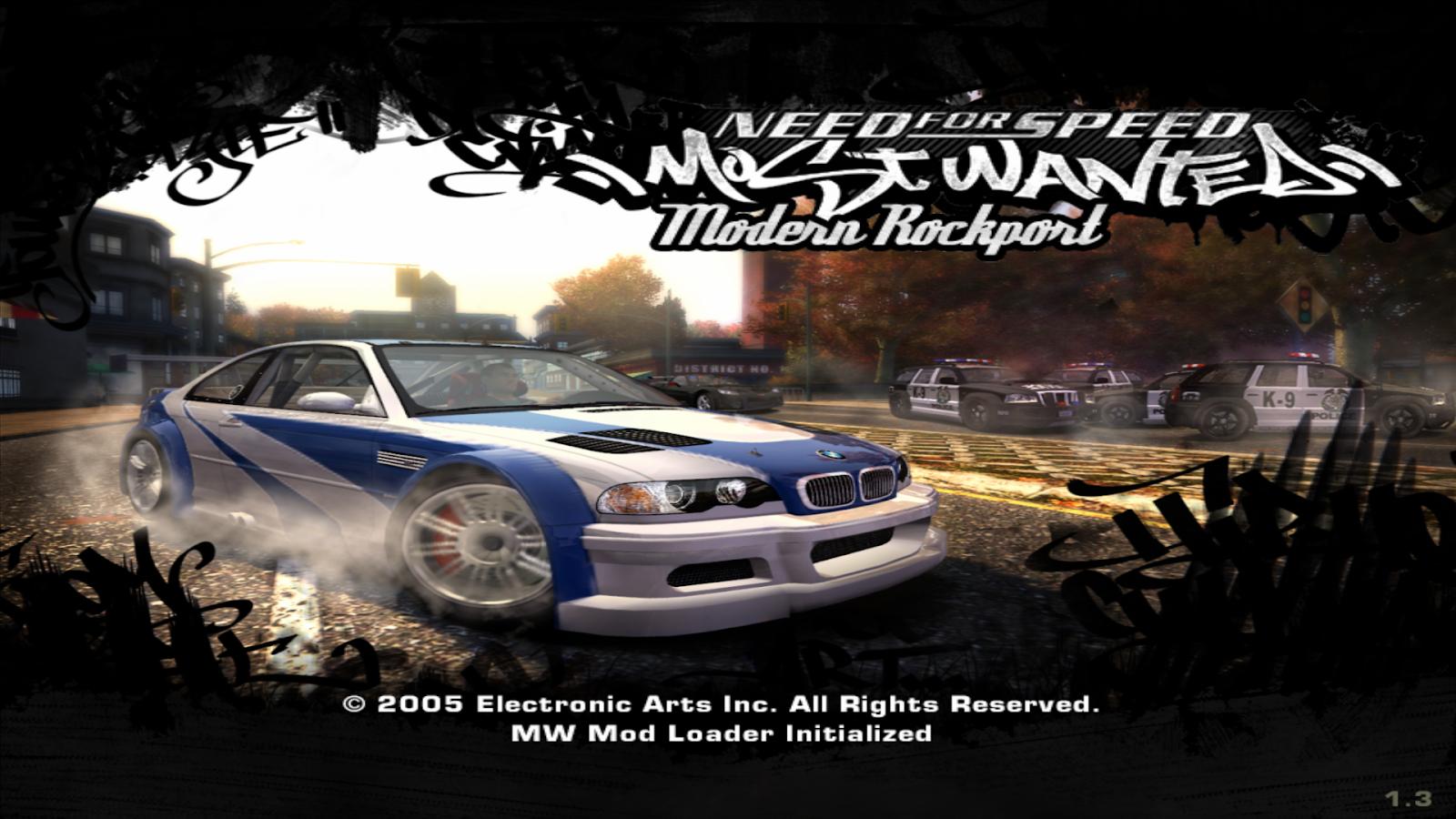 تحميل لعبة نيد فور سبيد موست ونتد القديمة Need For Speed