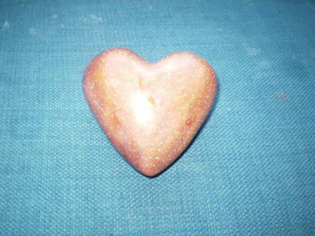 A Stone Love Heart