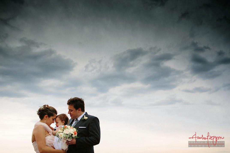 ritratto sposi matrimonio Genova Quarto dei Mille
