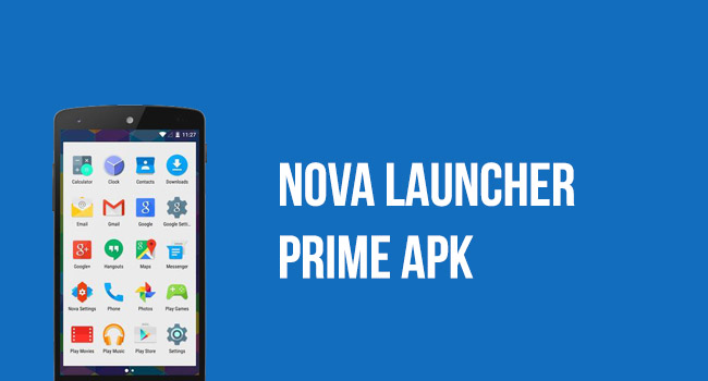 Nova Launcher Prime v5.5.3 Final + TeslaUnread [Patched] Apk