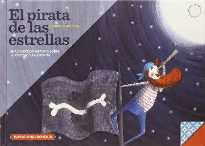 recomendación libros infantiles Dia del libro, pirata estrellas